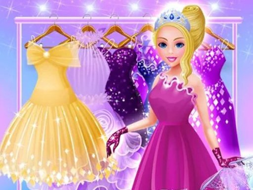 Cinderella Dress Up Online