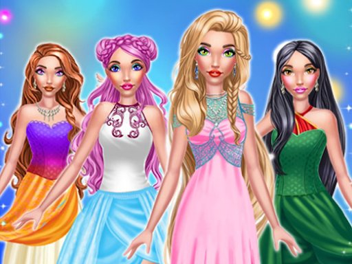 Magic Fairy Tale Princess Online