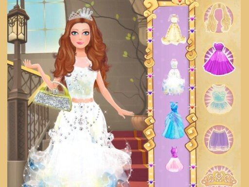 Witch to Princess Makeover Online